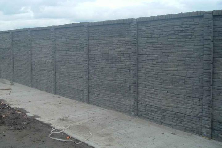 ogrodzenia betonowe